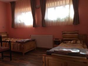 Стая с 2 отделни легла