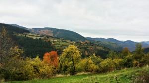 Есен в Загражден